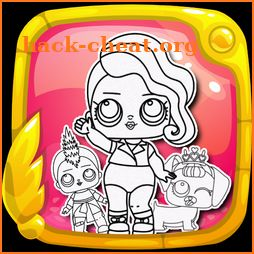 Draw Cute Surprise Dolls icon