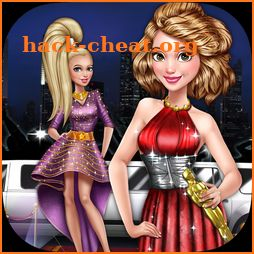 Dress up Game: Dolly Oscars icon