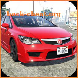 Drive Civic R - Honda City & Taxi icon