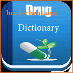 Drug Dictionary Offline For Free icon