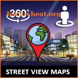 Earth Map GPS Navigation World Street View icon