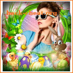 Easter Photo Frame Editor 2018 icon