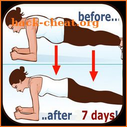 Easy Flat Stomach Workout icon