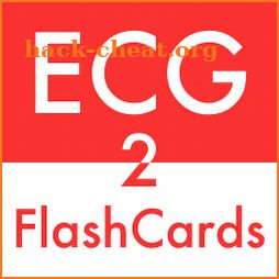 ECG FlashCards 2 - Reference App Most common EKGs icon