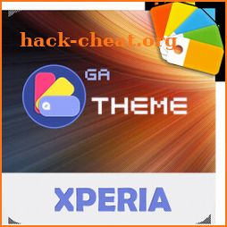 Edition XPERIA Theme | 🎨Design For SONY icon