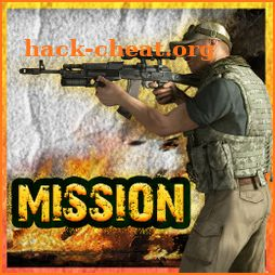 Encounter Attack Mission Gun Strike: Shooting Game icon