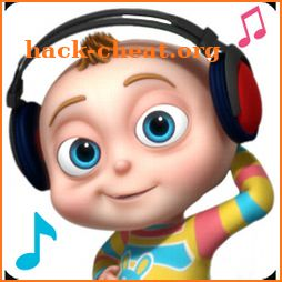 English Nursery Rhymes ,Preschool Kids Fun Videos. icon