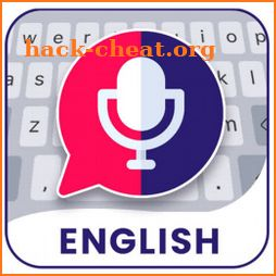 English Voice Typing Keyboard - with Translator icon