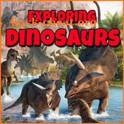Exploring Dinosaurs icon