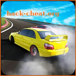 Extreme Drift Racing : High Speed Car Driving Sim icon