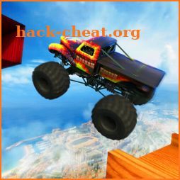 Extreme Monster Truck Offroad Mega Ramp Stunts icon