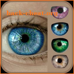 Eye Color Camera: Colour Changer icon
