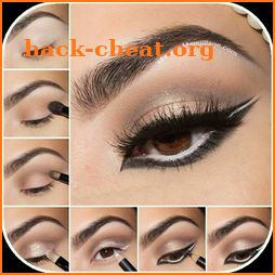 Eyebrows Step by Step Tutorial icon