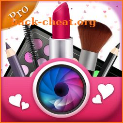 Face Makeup Editor - Selfie Makeover Photo Camera icon