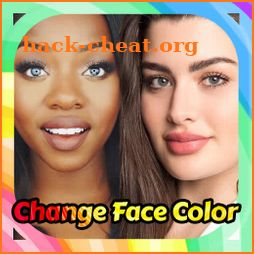 Face Toner - Face color changer - Look Beautiful icon