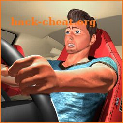 Faily Brakes 2019: Car Stunt Crazy Driver 3D icon