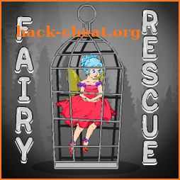 Fairy Rescue From Cage icon
