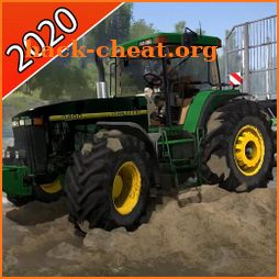 Farming Simulator Drive 3D:Farming Games icon