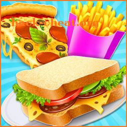 Fast Food Snack Maker Cooking icon