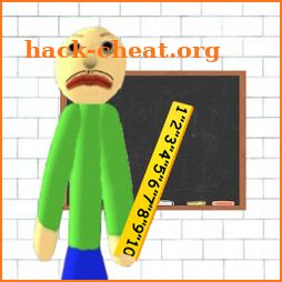 Fat Math Teacher Stickman Rope Hero School icon