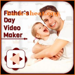 Father's Day Video Maker 2019 icon