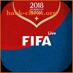 FIFA World Cup 2018 Live App icon