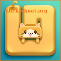 Fill Cat - One-Line puzzle icon