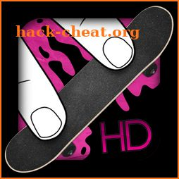 Fingerboard HD Skateboarding icon