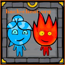 Fire boy and Water girl : Ice Temple icon