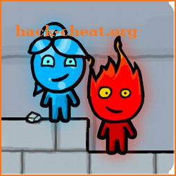Fireboy & Watergirl in The Ice Temple icon