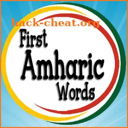 First Amharic Words icon