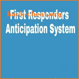 First Responders Anticipation System icon