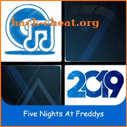 Five Nights At Freddys Tiles 2019 icon