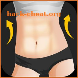 Flat Stomach Exercise icon