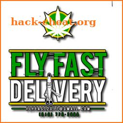 Fly Fast Delivery icon
