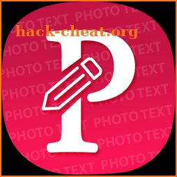 Fonto Write Text on Photos & Picture Quotes icon