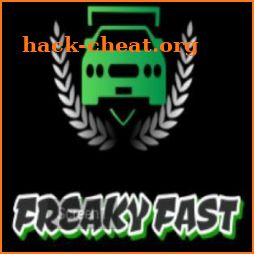 Freaky Fast: Distance Calculator icon