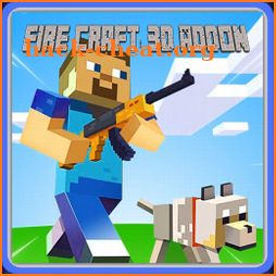 Free Fire Craft 3D For MCPE icon