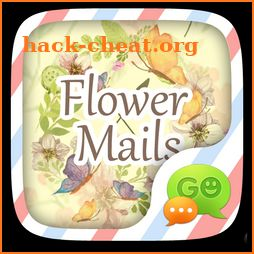 (FREE) GO SMS FLOWER MAILS THEME icon
