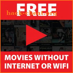 free movies without internet or wifi icon