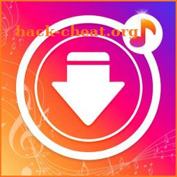 Free music downloader - Download mp3 song icon