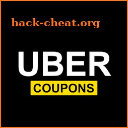 Free Taxi Coupon for Uber Cab icon