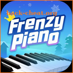 Frenzy Piano — Free music and high-level reward icon