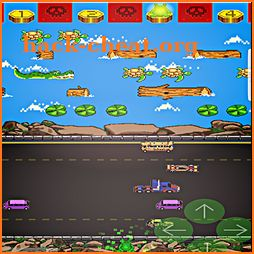 Frogger Retro icon