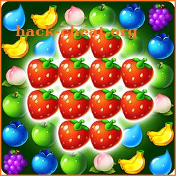 Fruit Yard Match 3 icon