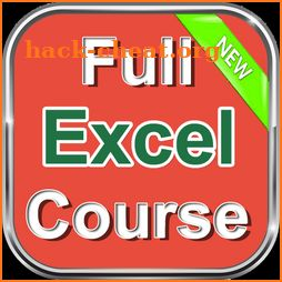 Full Excel Course | Excel Tutorial | Offline Excel icon