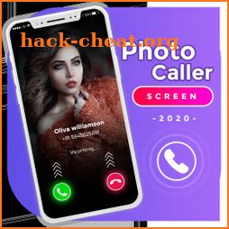 Full Screen Caller ID - Photo Caller Screen icon