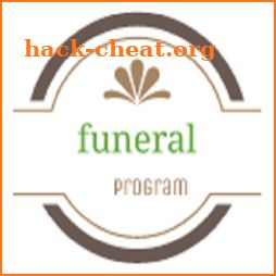Funeral Program Sample icon