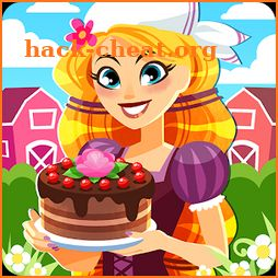 Funny Farm Rapunzel icon