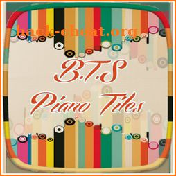 Game BTS Piano Tiles icon